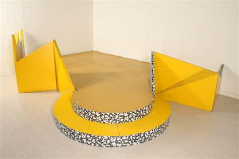 pedana palco palco pedana per orchestra mobilio modernariato
