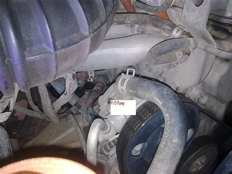 Sensor Knock Suzuki Grand Vitara 2 0 what s this leaky sensor suzuki forums suzuki forum site