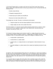 Leo Mba 575 Test by Mba 565 Marketing Management St Leo Page 1 Course