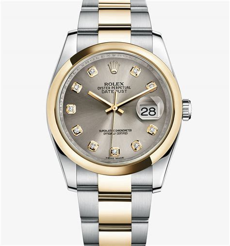 Rolex M4030 Combi Gold cheap replica rolex datejust yellow rolesor combination of 904l steel and 18 ct yellow