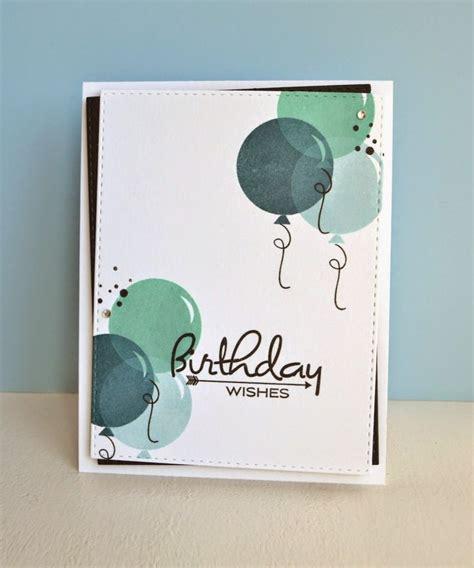Birthday Card Design 25 Best Ideas About Birthday Card Design On Pinterest