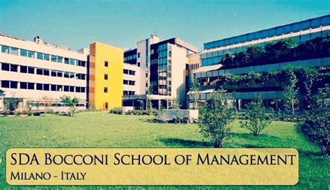 Sda Bocconi Mba by 109 Best Business Schools Around The World Images On