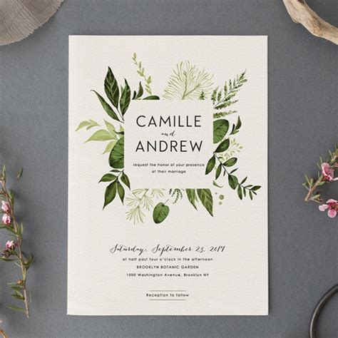 Wedding Invitation Design Etsy by Wedding Invitation Design Etsy Choice Image Invitation