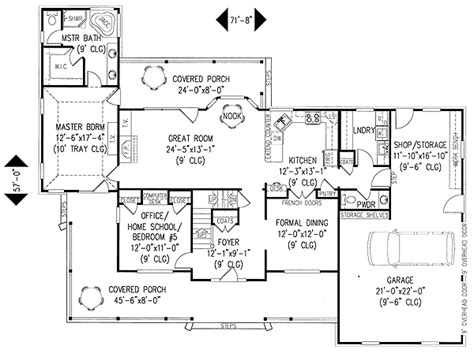 9 bedroom house plans home design