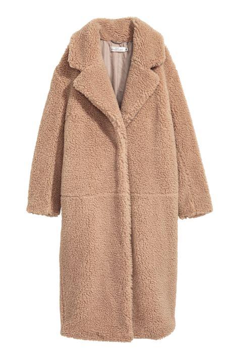 Tunik Set 2 In 1 pile coat beige sale h m us