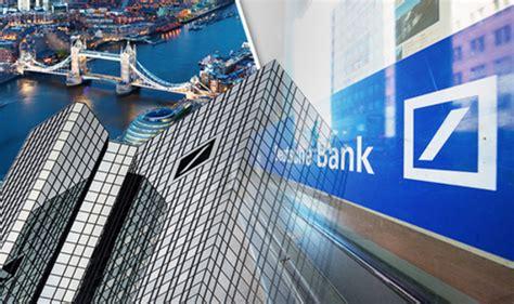 deutche bank uk brexit boost deutsche bank won t leave city with new