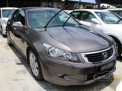 2010 Honda Accord 2 4 Vti L honda accord 2010 vti l 2 4 in kuala lumpur automatic