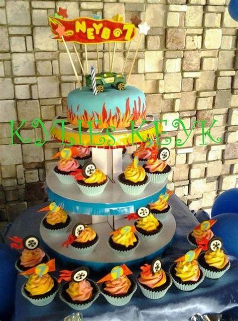 hot wheels cakes  cupcakes cake  kylieskeyk