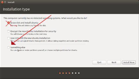 dual boot how do i install ubuntu alongside a pre