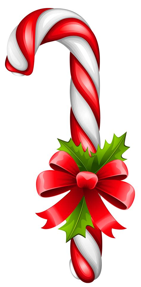 Candy cane clipart image 13712