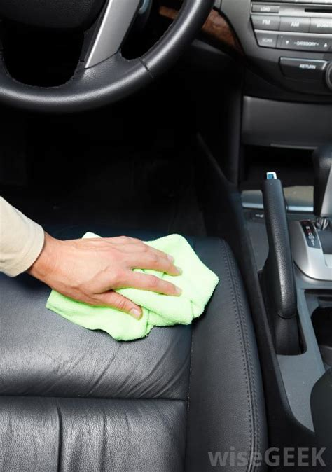 Best Way To Clean Car Upholstery by What Is The Best Way To Clean Car Upholstery With Pictures