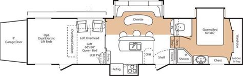 fuzion floor plans 2008 keystone fuzion 393 fifth wheel lexington ky