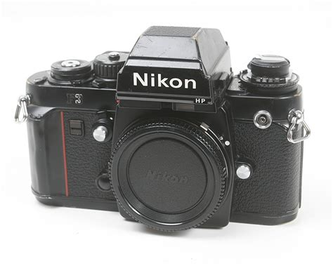 nikon f3 hp black with cap has some issues 165436 ebay