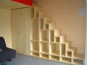 Staircase Shelf Pics Photos Build Diy Staircase Shelving Ideas