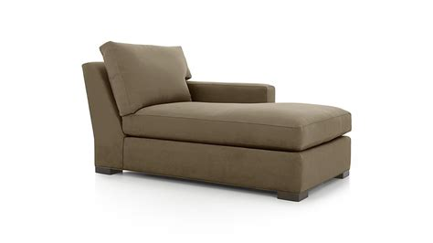 right arm chaise lounge axis ii right arm chaise lounge douglas coffee crate