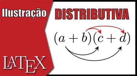 tutorial latex tikz propriedade distributiva latex tikz tutorial youtube