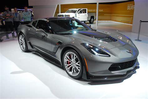 what color was the corvette chevrolet corvette c7