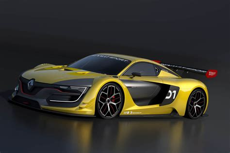Renault Releases Rs 01 Race Car To Compete In 2015