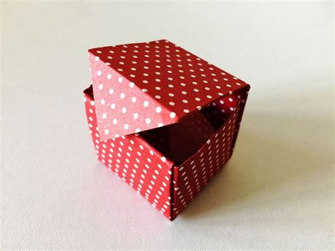 Easy Origami Box - 17 best ideas about origami boxes on paper