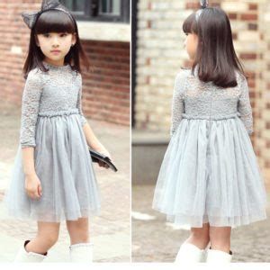 Baju Muslim Wanita Luxury Dress pilihan style baju anak perempuan agar makin cantik