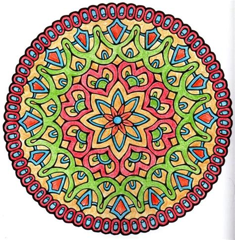 crayola mandala coloring pages 55 best images about coloring on coloring