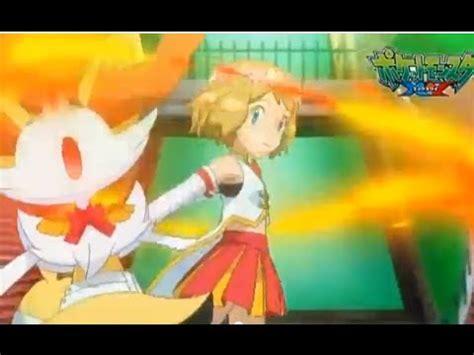 imagenes anime nuevas se revelan nuevas imagenes del anime de pokemon xy youtube