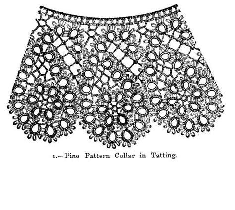 free patterns knitting crochet tatting tatting wikipedia