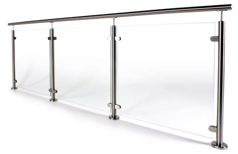 balkongeländer selbstbau balkongel 228 nder mit glas komplette baus 228 tze