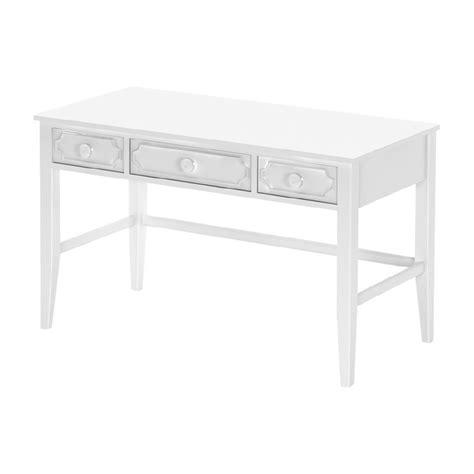 White Study Desk by White Study Desk