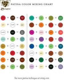 what two colors make green best 25 color mixing chart ideas on color