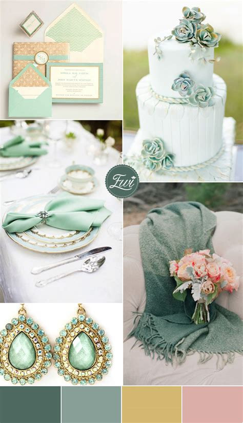 5 adorable toned wedding color ideas for 2015