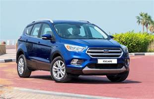 the new ford escape suv offers cutting edge ford