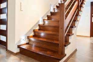 Installing Wooden Stairs by How To Change Your Flooring And Staircase Congr 232 S