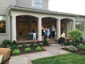 Back Porch Designs For Houses by Homearama House Tour 5 The Bella Noelle Model Hooked