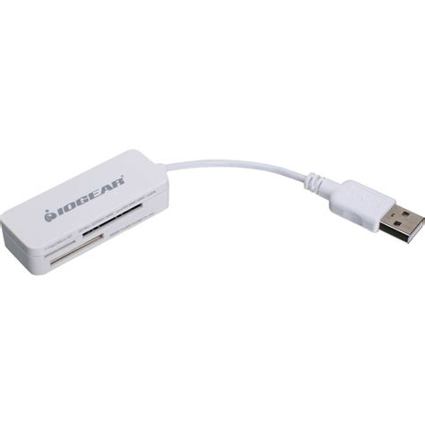 Use Iogears Usb Pocket Memory Card Readerwriters To Recycle Your Retired Gadgets Memory by Iogear 12 In 1 Pocket Card Reader Writer White Gfr209a B H