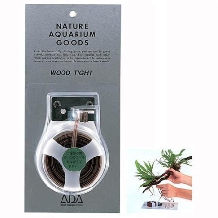Ada Wood Tight By Zoomart wood tight ada takashi amano paisajismo acuatico aquascaping
