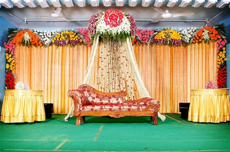 Wedding Background Decorations by Wedding Stage Background Luckystudio4u