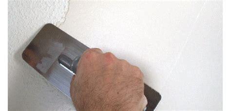 come rasare un soffitto rasare un muro linee guida per una rasatura delle pareti