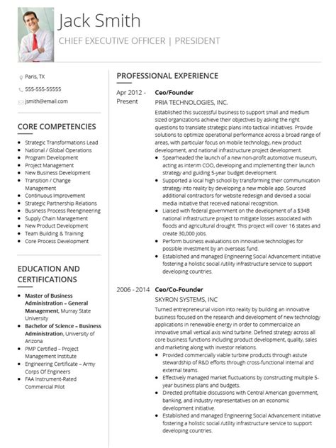 Specimen Of Professional Resume by Professional Resume Template Image Collections