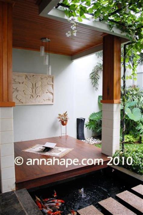 contoh  gambar kolam ikan unik rumah minimalis gambar  foto rumah minimalis rumah