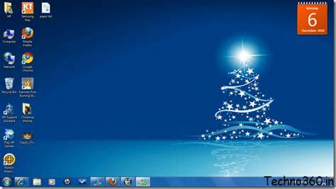 christmas themes pack for windows 7 download windows 7 christmas themes