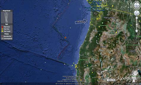 earthquake oregon earthquakes volcanoes kaitskorner s blog
