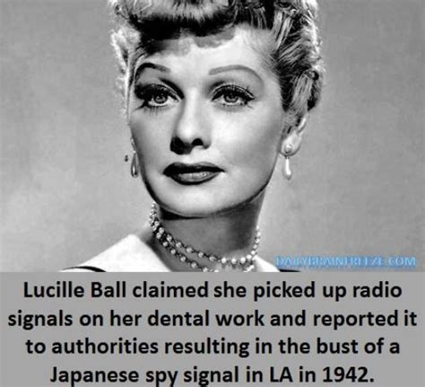 fun facts about lucille ball lucille ball facts pinterest
