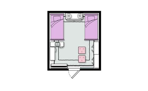 dorm room floor plans 6 expert tips for dorm room design blog by sauder