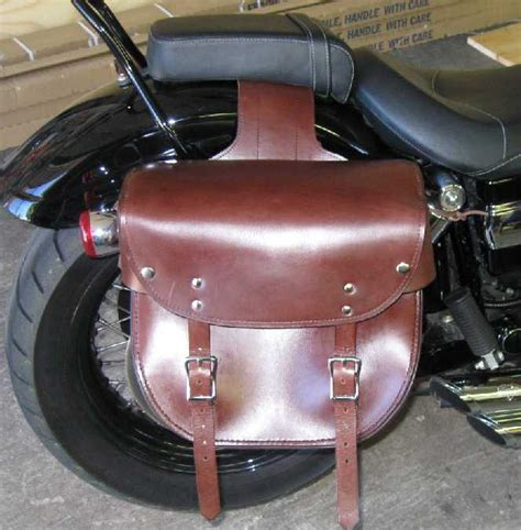 Handmade Leather Saddlebags - lutz s leather saddle bags custom motorcycle saddlebag