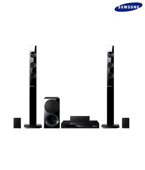 Home Theater Samsung Ht E453k buy samsung ht e453k 5 1 home theatre system at best price in india snapdeal