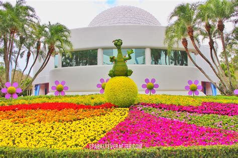 2017 Epcot Flower And Garden Festival Overview Flower And Garden Festival