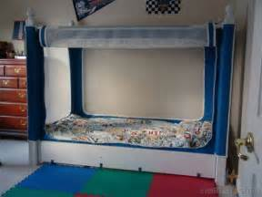 Enclosed Canopy Beds Noah S World Bed Autism Bed Noah S Bed