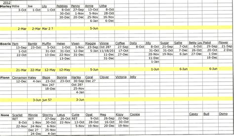 Record Keeping For Goats Eden Hills Cattle Management Excel Template