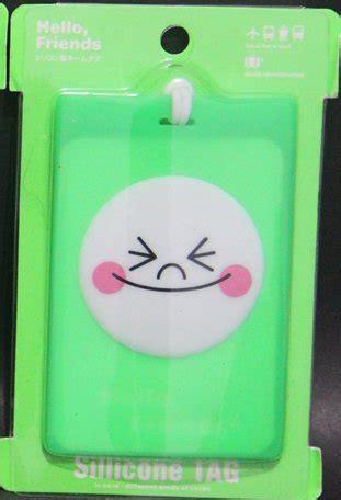 Tempat Kartu Monyet Monkey Card Holder Card 2 Side Stk009 card holder line character moon conny brown